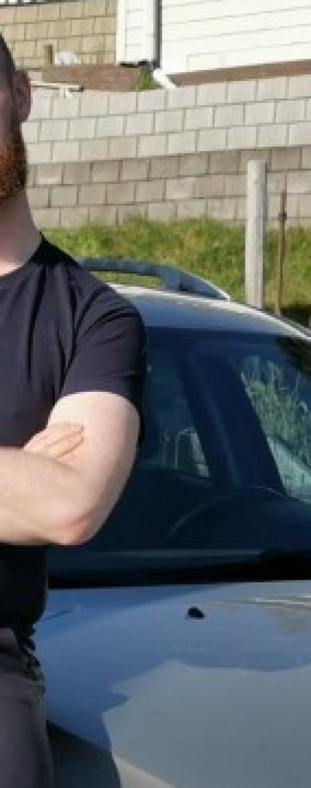 Kevin ga opp å selge bilen - nå har den blitt spiker