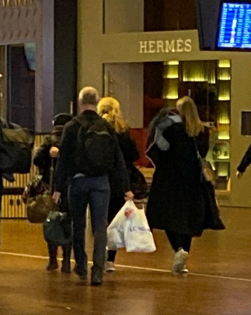 SISTE: IS-kvinnen har landet i Norge - pågrepet av PST