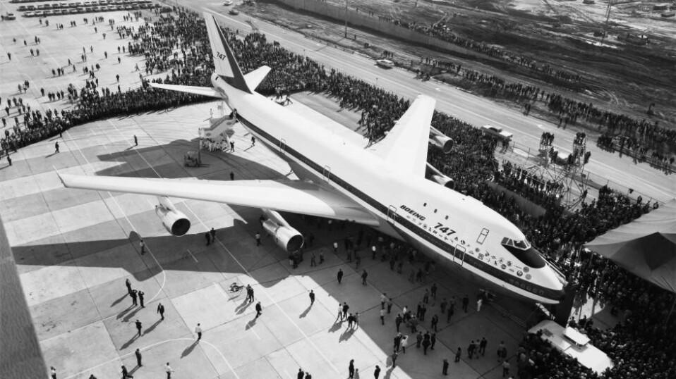 «Luftens dronning» skapte trøbbel på flyplasser verden rundt