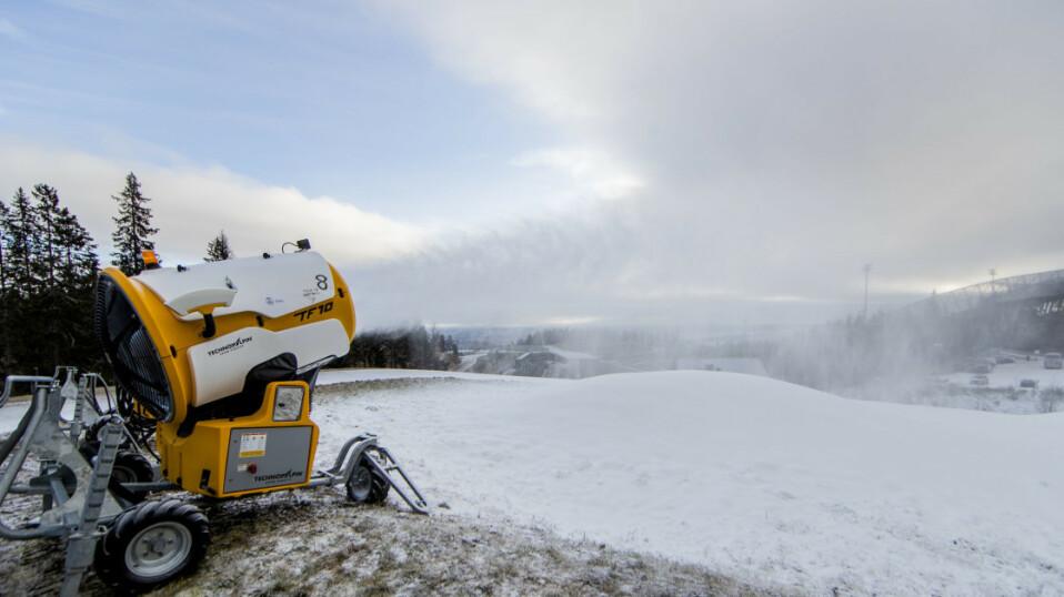 Reagerer på norske vintertemperaturer: - Det er litt skremmende