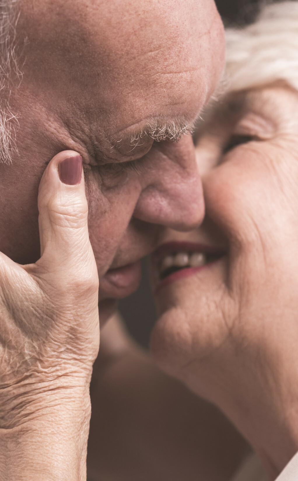 – Vi skal kunne ha god sex til vi er 90 år