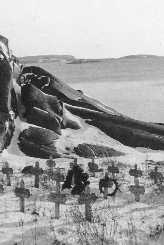 Norske myndigheter sa at gravene var tømt. Så ble det funnet en tann