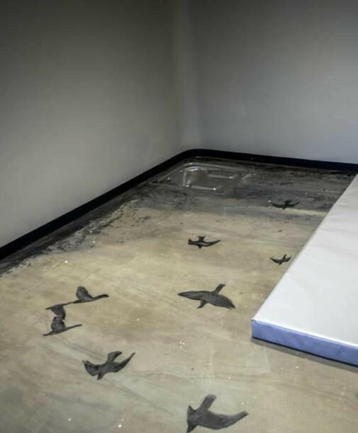 I dette fengselet soner norske barn