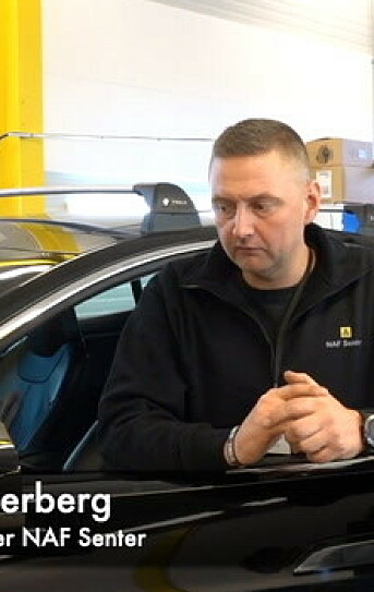 Kunden trodde bilen var strøken. Se hva som skjer når NAF rugger på bakhjulet …