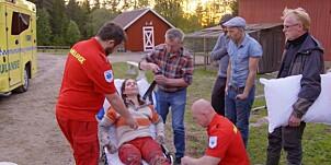 Image: TV 2 tar grep etter dramatisk ulykke