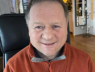 Image: Da Geir ble syk, fikk familien munnkurv. Ingen skulle vite hva som feilte ham.