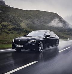 Image: BMW avslører: Ny toppmodell blir elektrisk