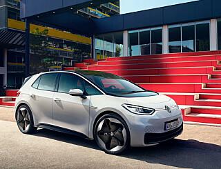 Image: VW øker prisene på ID.3