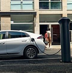 Image: I denne hastigheten varer batteriet lengst
