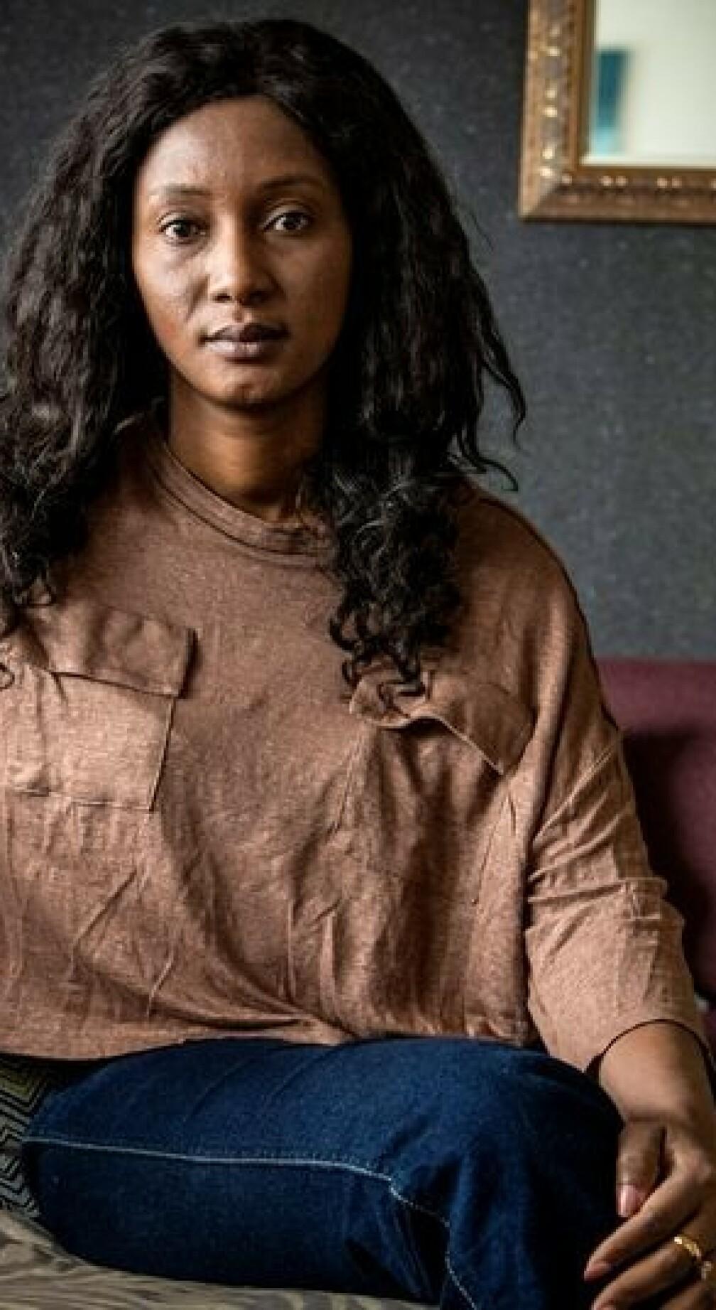 Renholder Nana er bekymret for om hun klarer å forsørge sin sønn: - Jeg kjemper hardt
