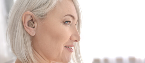 Image: - Høreapparat kan forsinke demens