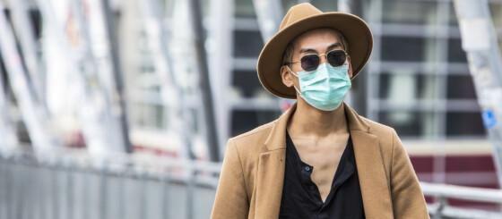 Image: Vil fortsatt ikke anbefale bruk av munnbind