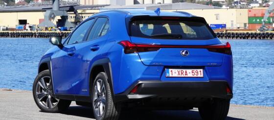 Image: Toyota-konsernets første elbil testet