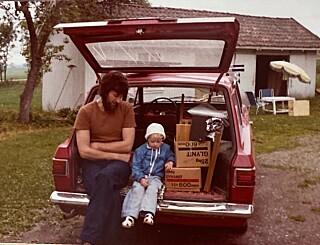 Image: - Kanskje det var på 70-tallet at Norge var akkurat passe rikt