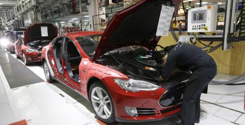 Image: Tvinger prisen på Tesla ned