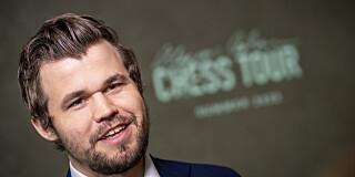 Image: Rystet Carlsen til finale etter drama