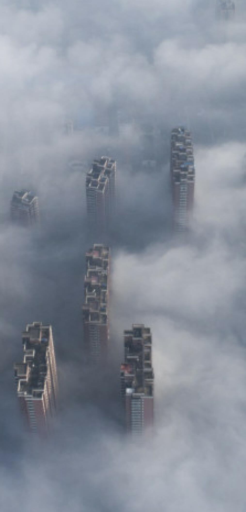 Her er forurensningen verre enn før pandemien