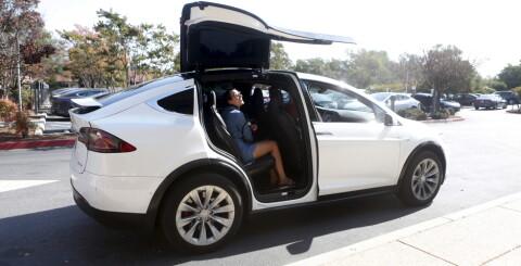 Image: Nå blir disse Tesla-modellene minst 50.000 kroner billigere