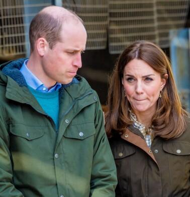 Image: Kate og Williams vanskelige valg
