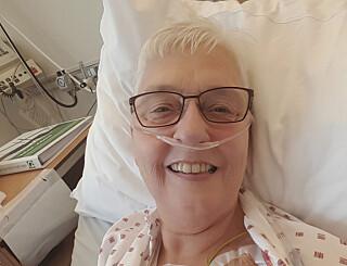 Image: Ragna trodde hun hadde dårlig kondis - fikk nye lunger