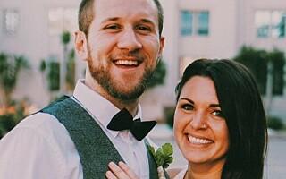 Image: Han reddet henne fra terror - nå er de gift