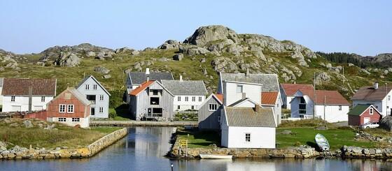 Image: Denne øya skjuler en hemmelighet