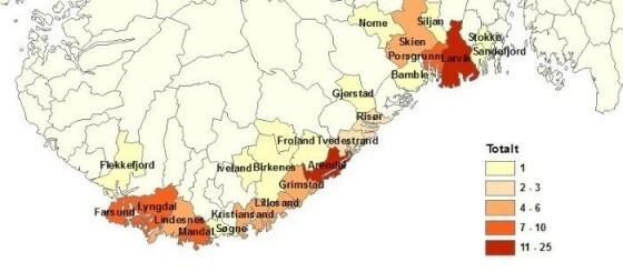 Image: Skal du reise hit i sommer, bør du vurdere vaksine