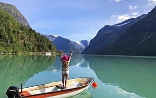 Image: Ferien som garanterer spektakulære Insta-bilder