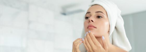 Image: Er du plaget med kviser rundt munnen?