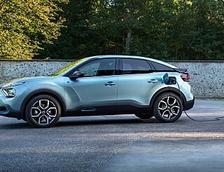 Image: Si hei til Citroën ë-C4