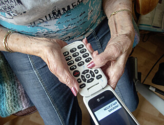 Image: Svindelekspert: - Kundene gråter på telefonen