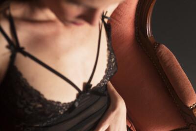 Image: Kristines røffe sex med fremmede