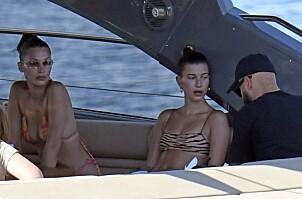 Image: Slikker sol på yacht-ferie i Italia
