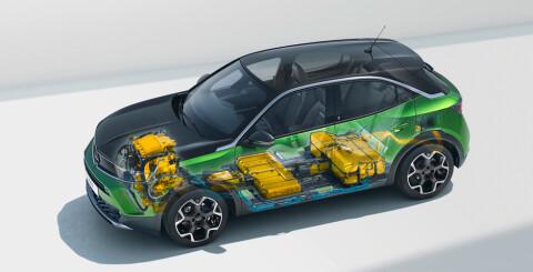 Image: Fullelektrisk SUV fra Opel