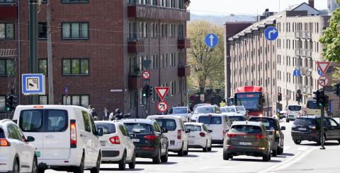 Image: - Her har alle som kjører bensin- eller dieselbil noe å lære