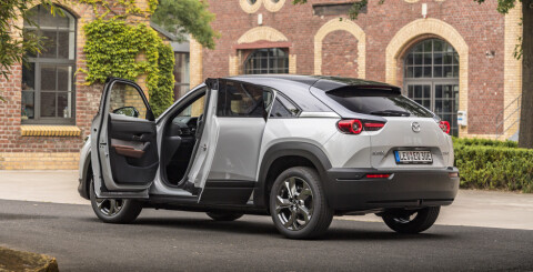Image: Mazda MX-30 endelig testet