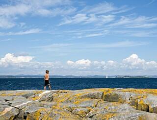 Image: Ni norske øyperler