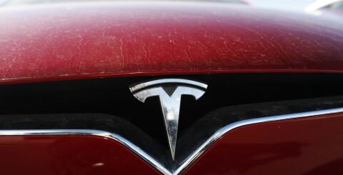 Image: Bråstopp for Tesla