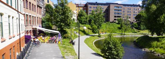 Image: Oslo til fots: 10 skjulte skatter