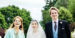 Image: Overrasket med kongelig bryllup