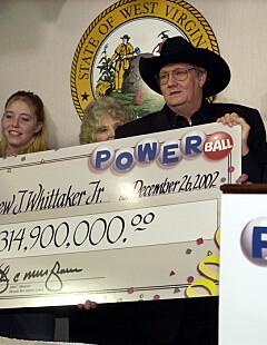 Image: Lottomilliardærens tragiske skjebne