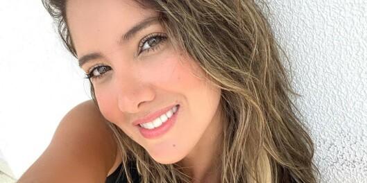 Image: Daniella (32) måtte amputere beinet