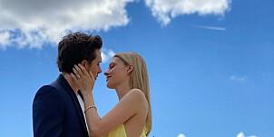 Image: Bekrefter forlovelse