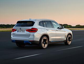 Image: Alt om BMW iX 3 - med priser