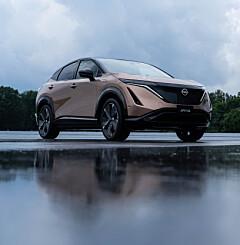 Image: Alt vi vet om el-SUV'en Nissan Ariya