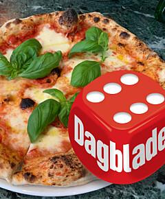 Image: Oslos beste pizzasted: – Perfekt!
