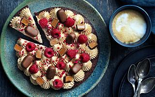 Image: Få oppskrift: Digg godterikake