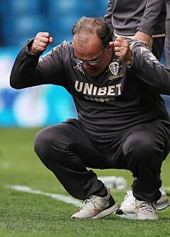 Image: Bielsa - fotballens galeste manager