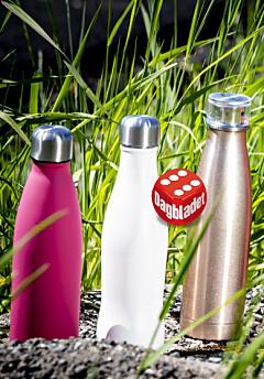 Image: Termosflaske-test: - Suveren vinner!