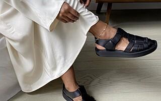 Image: Denne sandaltrenden tar av på Instagram